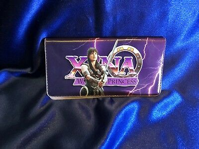 ULTRA RARE OFFICIAL XENA Check Book Cover - BRAND NEW & NEW USED!