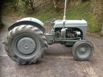 Ford 9N antique tractor