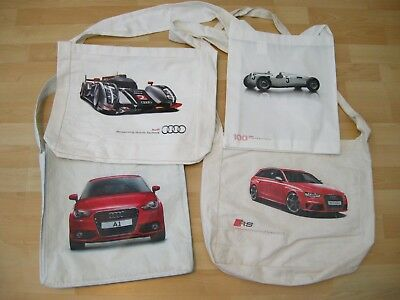 Goodwood Festival of Speed - Audi, RS, Le Mans, Auto Union - Bags - 99p No Res