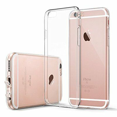 Clear Gel Case for I Phone TPU Silicone Back Cover for Apple iPhone 5 6 7 8 X