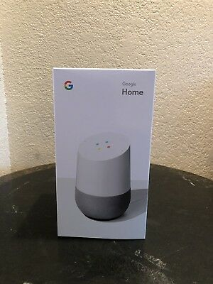 New Sealed Google Home Smart Assistant AND Google Home MIni