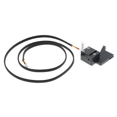 Filament Status Detection Module Runout/Break Detector Sensor Kit for CR-10