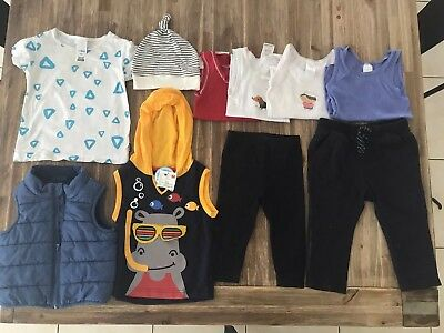 Baby Boy Clothing Size 0-1