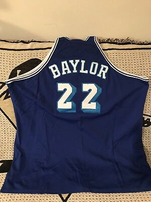254e92ab2 Elgin Baylor Los Angeles Lakers Authentic Mitchell   Ness Throwback Jersey  Sz 60