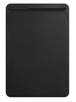 Apple Leather Sleeve for 10.5-inch iPad Pro - Black MPU62ZM/A