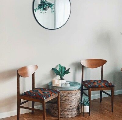 Vintage Mid Century Bassett Chairs... Beautiful Set!
