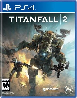 Playstation 4 Ps4 Game Titanfall 2 Brand New And Sealed