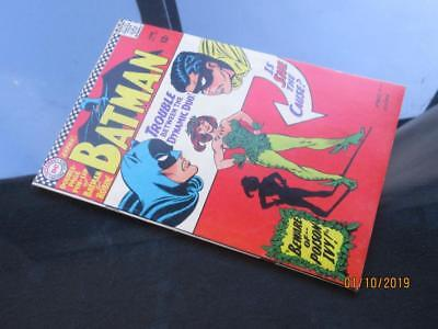 Batman #181 - HIGHER GRADE - DC 1966 -  1st app Poison Ivy!