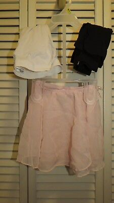 2 Pr. Tights and Skirt Size Small