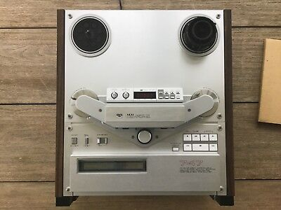 Akai GX-747 Reel to Reel 4-Track Stereo Tape Deck ** Needs to Be Serviced