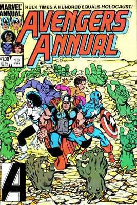 Avengers (1963 series) Annual #13 in Very Fine + condition. Marvel comics [*x3]