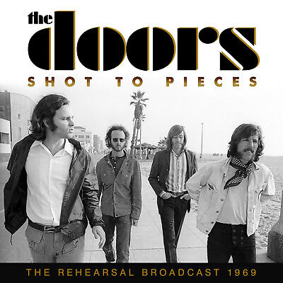 THE DOORS New Sealed 2019 UNRELEASED LIVE 1969 REHEARSAL CONCERT CD