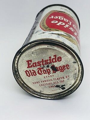 Eastside Old Tap Lager - Flat Top. Pabst from Los Angeles, CA - Great Vanity Lid