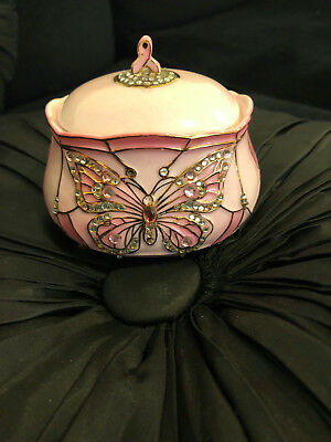 """Collectable Music Box """"Wings of Hope"""" for Cancer"""