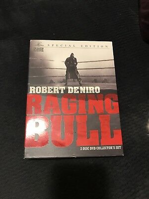 RAGING BULL Special Edition DVD 2-Disc