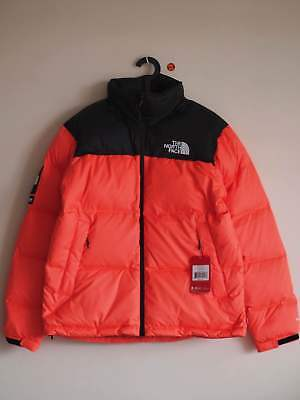 3ab07ce340 SALE   Supreme x The North Face Leather Nuptse FW 17 (Black) Size L ...