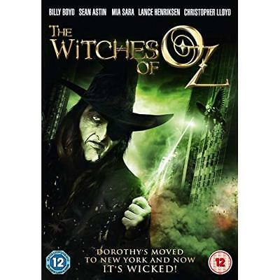 The Witches of Oz [DVD] DVD