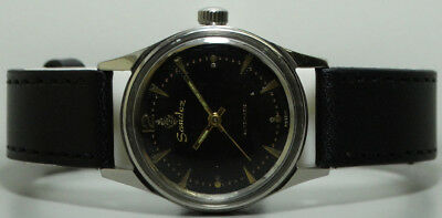Vintage Sandoz Winding Swiss Made Old Used Wrist Watch s798 Antique