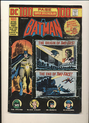 DC 100 Page Super Spectacular #6 in Very Fine minus condition. DC comics [ 4g]