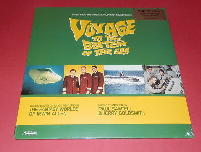 Voyage to the bottom of the sea / Soundtrack  -- LP / NEU !!
