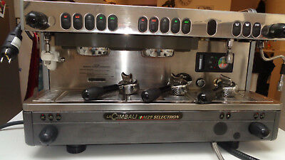 Machine expresso Cimbali M29 Selectron DT/2/ 220 Volts
