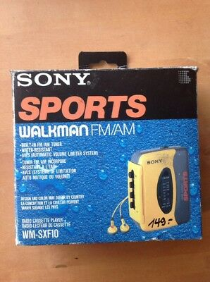 Sony Walkman Sports WM-SXF10