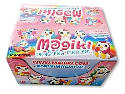 Magiki PENGUINS - Choose your Figures - 12 to collect - 99p combined postage!