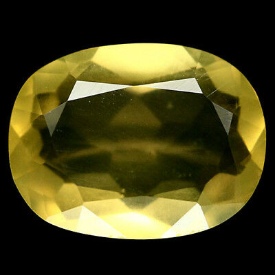 4.59 Ct Natural! Yellow Mexican Opal Oval