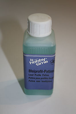 Bleiprofil Patina 100 ml * siehe Fotos *