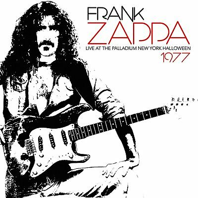 FRANK ZAPPA - Live At The Palladium, New York, Halloween 1977 (2016)  CD  NEW