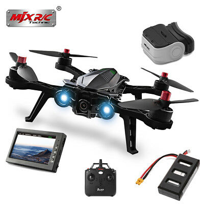 MJX Bugs 6 RC Brushless Racing Drone RTF 2.4GHz 4CH 6 Axis 1800KV GPS Quadcopter