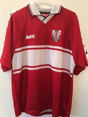 hull kingston rovers shirt 1999/2000 Size Small Excellent Condition