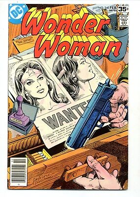Wonder Woman #240    DC 1978