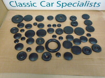 Triumph STAG ** GROMMET SET ** - NEW Body, blanking and wiring grommets