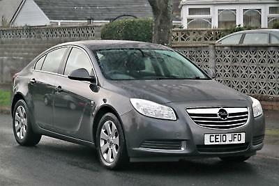10 Vauxhall Insignia 2.0 CDTi 16v 130 SE DAB 129K Miles MOT May 19 PX To Clear