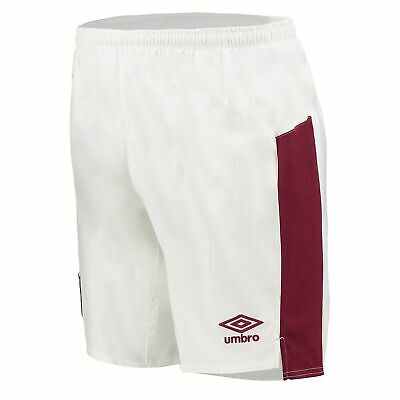 Official West Ham United Third Shorts Pants Bottoms 2017/18 Mens Umbro Football