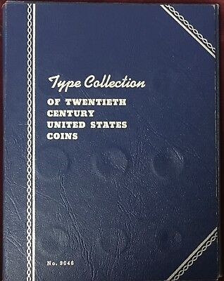 Type Collection Of Twentieth Century United States Coins
