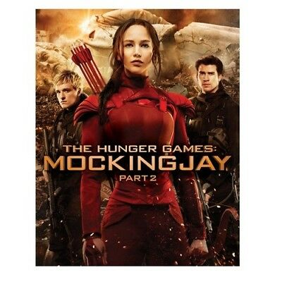 New Sealed The Hunger Games: Mockingjay Part 2 Steelbook Blu-ray + DVD + Digital