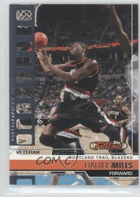 54f369d8b61 2006 Topps Full Court Photographers Proof 80 Darius Miles Portland Trail  Blazers