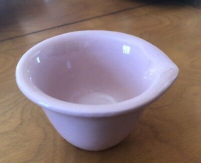 Russel Wright Sterling China Pink 3 oz. creamer