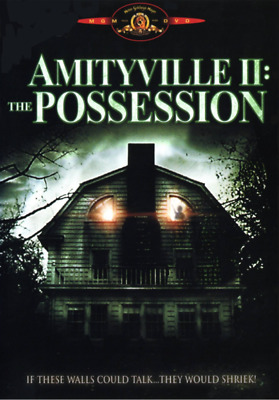 Amityville 2 - The Possession (DVD, 2005)-Horror