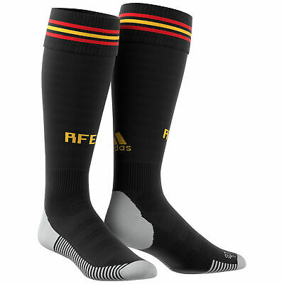 Spain Home Socks 2018 Mens adidas Football