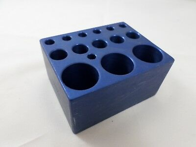 VWR Modular Heating Block For Tube Combinations 6mm, 12/13mm, 25mm Tubes 13259