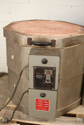 Sitter K Econokiln Model K18 Commercial Electric Pottery Kiln