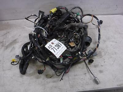 2003 - 2004 ford f350 extended cab lariat cab wiring harness w/ doors oem