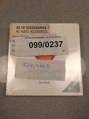 AppleCare Protection Plan for iPod (PC+MAC) *SEALED*