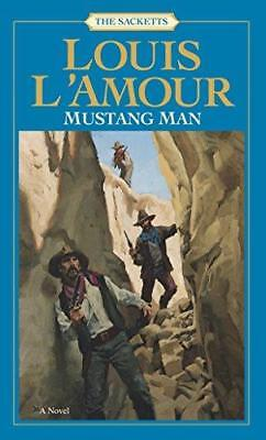 Mustang Man by Louis L'Amour (Paperback, 1966)