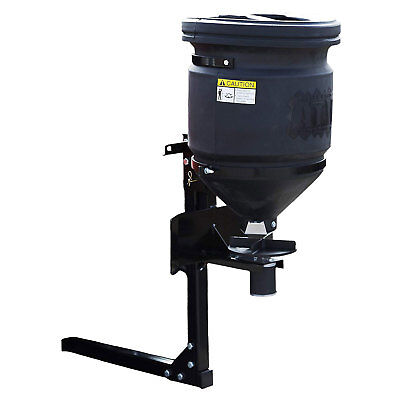 Buyers Products 15 Gallon Capacity Hitch Mount ATV/UTV All Purpose Spreader