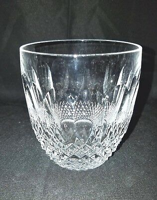 Waterford Crystal COLLEEN Old Fashioned MINT 9 oz Rocks Tumbler Glass 3 ¼""