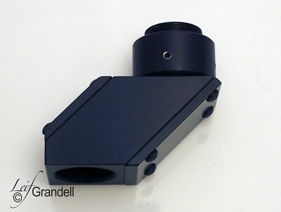 Microscope offset 30mm prism for Nikon Leica Olympus Zeiss RMS